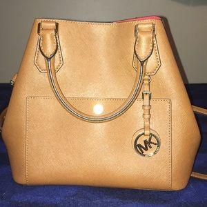 Michael Kors Bucket Cross Body Bag